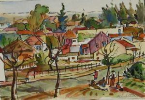 1949-richmond~water-colour-on-paper~18cm-x-24cm