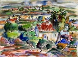 1950-landscape-linden-emmarentia-water-colour-on-paper-29cm-x-39cm-unframed-section-1-artists-collection-img_0061
