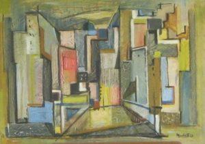 1957-harrisen-street-bridge-oil-on-hard-board-34cm-x-48cm-unframed-section-3-no-117-artists-collection-011