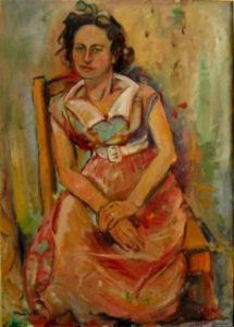 1958-annie-oil-on-canvas-705cm-x-505cm-framed-section-10-no-128-artists-collection