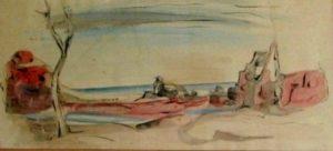 1959-sea-scape-water-colour-26cm-x-60cm-wayburne-estate-img_0028