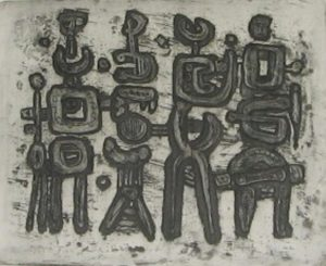 1967-family-group-etching-4-10-30cm-x-37cm-artists-collection-studio-001