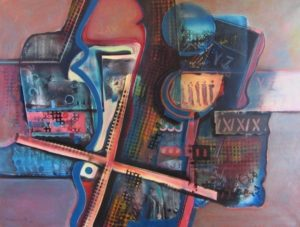 1970-crossroads-acrylic-on-canvas-92cm-x-122cm-unframed-section-7-no-24-artists-collecrtionimg_0014