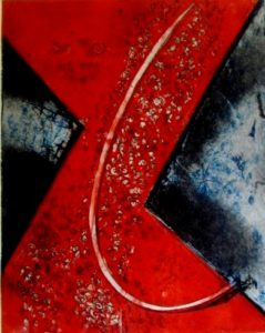1990-red-wedge-etching-5-35-50cm-x-40cm-framed-with-glass-section-6-no-241-artists-collectionimg_0015