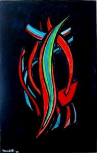 2008-tango-variation-on-a-theme-acrylic-on-canvas-91cm-x-61cm-unframed-001